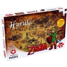 Winning Moves 500 - The legend of Zelda