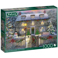 Falcon 1000 - The Christmas house