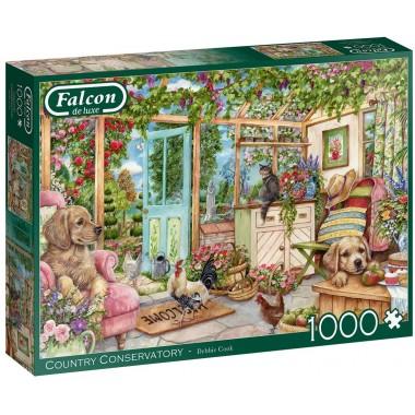 Falcon 1000 - The greenhouse