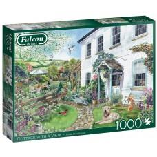 Falcon 1000 - Paradise garden