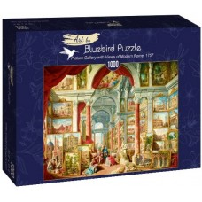Bluebird 1000 -  Gallery overlooking ancient Rome