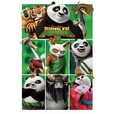 Kung Fu Panda 3 (Characters)