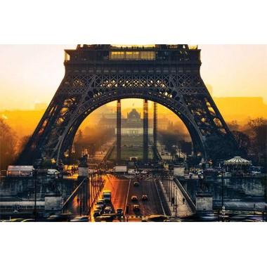 Eiffel Sunrise