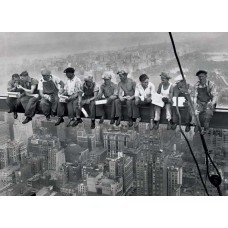 Lunch On A Skyscraper