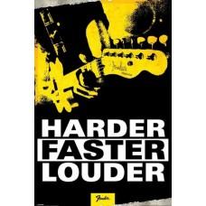Fender (Harder, Faster, Louder)