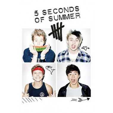 5 Seconds Of Summer (Group)