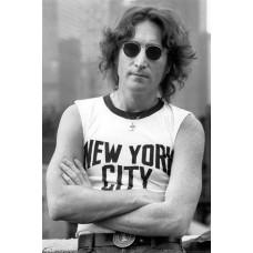 John Lennon (NYC - Bob Gruen)