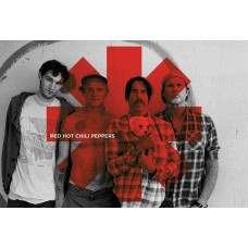 Red Hot Chili Peppers (Red Asterisk)